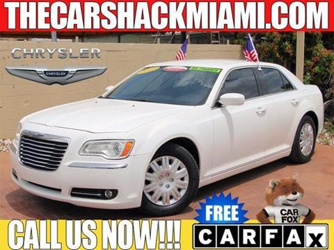2013 Chrysler 300 for sale in Hialeah, FL