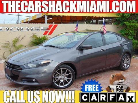 2015 Dodge Dart for sale in Hialeah, FL