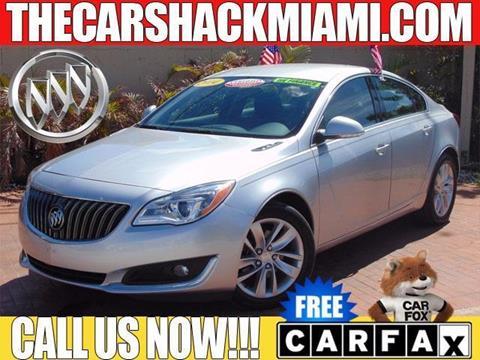 2014 Buick Regal for sale in Hialeah, FL
