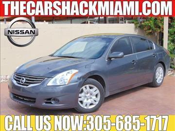2011 Nissan Altima for sale in Hialeah, FL