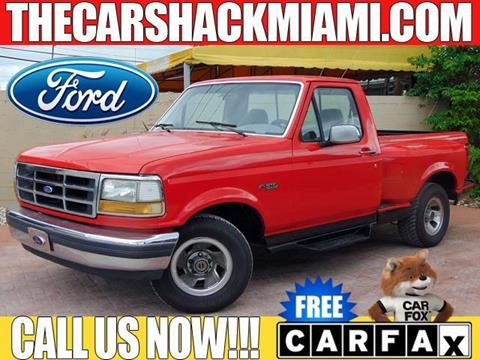 1992 Ford F-150 for sale in Hialeah, FL