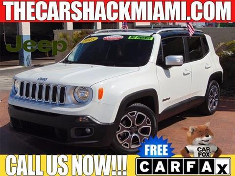 2015 Jeep Renegade for sale in Hialeah, FL