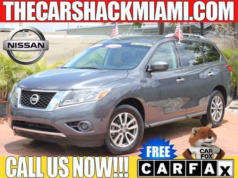 2014 Nissan Pathfinder for sale in Hialeah, FL