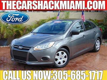 2014 Ford Focus for sale in Hialeah, FL