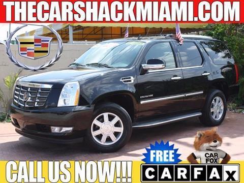 2014 Cadillac Escalade for sale in Hialeah, FL