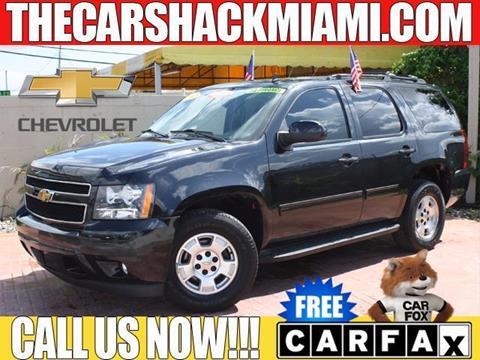2012 Chevrolet Tahoe for sale in Hialeah, FL