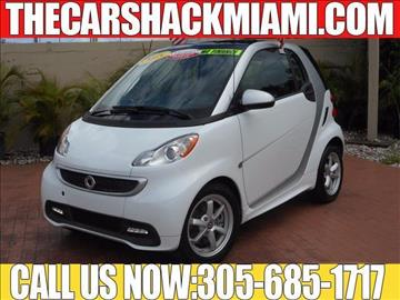 2015 Smart fortwo for sale in Hialeah, FL
