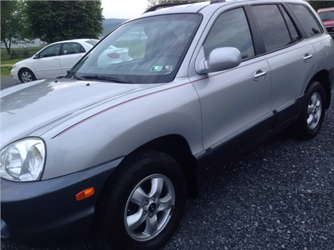 2006 Hyundai Santa Fe for sale in Bedford, PA