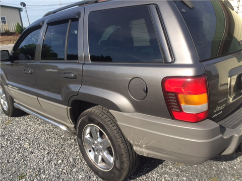 2002 Jeep Grand Cherokee for sale in Bedford, PA