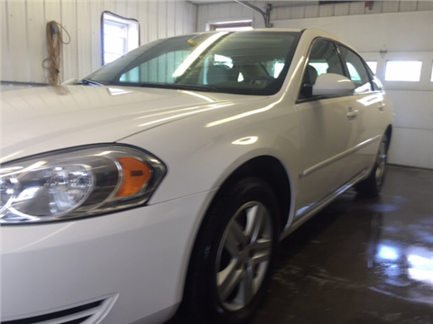 2007 Chevrolet Impala for sale in Bedford, PA