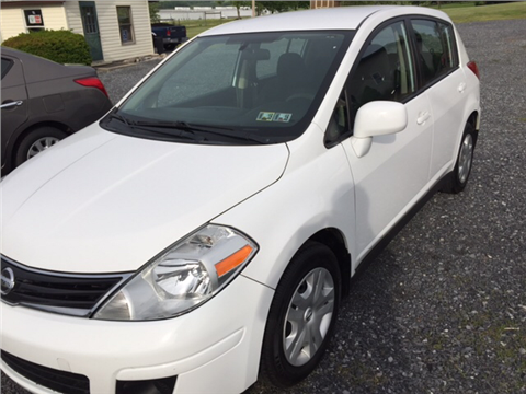 2011 Nissan Versa for sale in Bedford, PA