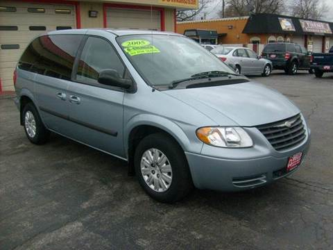 2005 Chrysler Town and Country for sale in Hammond, IN