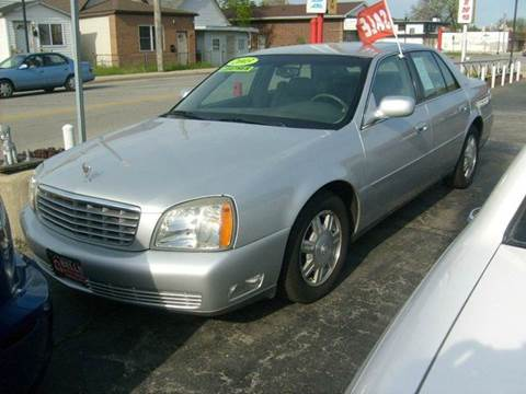 2003 Cadillac DeVille for sale in Hammond, IN