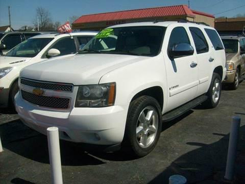 2008 Chevrolet Tahoe for sale in Hammond, IN