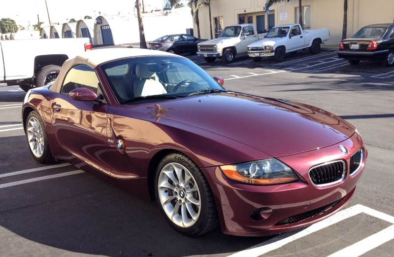 Bmw Z4 For Sale In Eden Prairie Mn Carsforsale Com