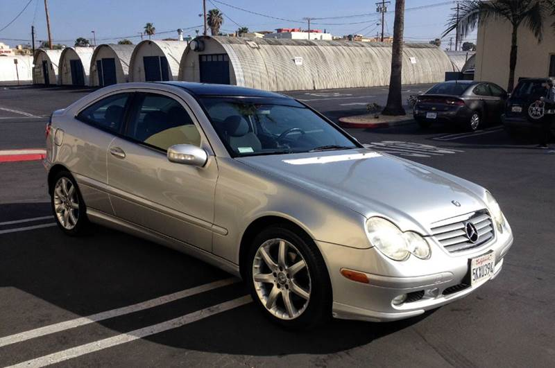 2002 mercedes benz c class c230 kompressor c230 kompressor for Mercedes benz hatchback c230