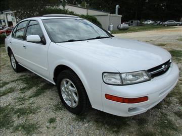 1998 Nissan Maxima for sale in Garner, NC