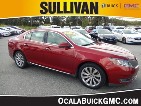 2013 Lincoln MKS for sale in Ocala, FL