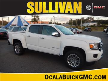 2017 GMC Canyon for sale in Ocala, FL