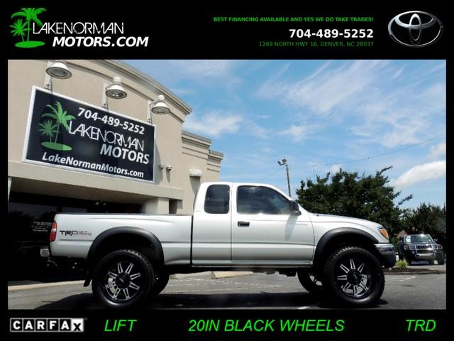 used 2003 toyota tacoma v6 2dr xtracab 4wd sb in denver nc