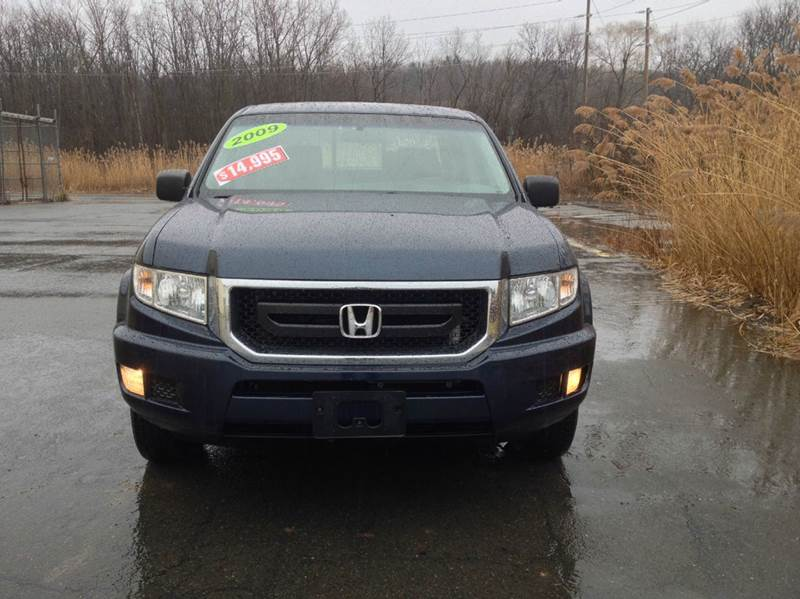 2009 honda ridgeline rt 4x4 rt 4dr crew cab in rensselaer. Black Bedroom Furniture Sets. Home Design Ideas