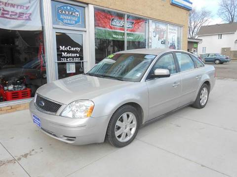2006 Ford Five Hundred for sale in Rock Rapids, IA