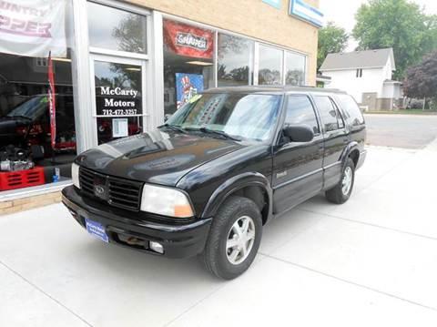 2000 Oldsmobile Bravada for sale in Rock Rapids, IA