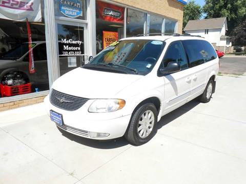 2003 Chrysler Town and Country for sale in Rock Rapids, IA