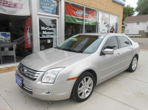 2007 Ford Fusion for sale in Rock Rapids, IA