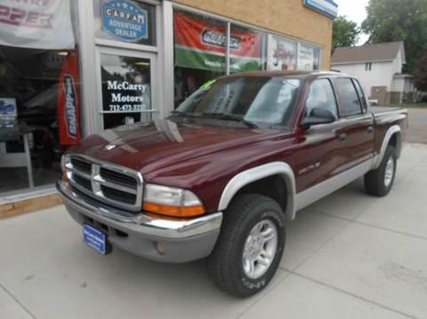 2001 Dodge Dakota for sale in Rock Rapids, IA