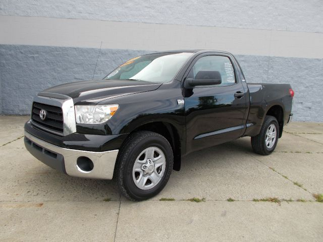 Used 2007 Toyota Tundra Base 2dr Regular Cab 4wd Lb In