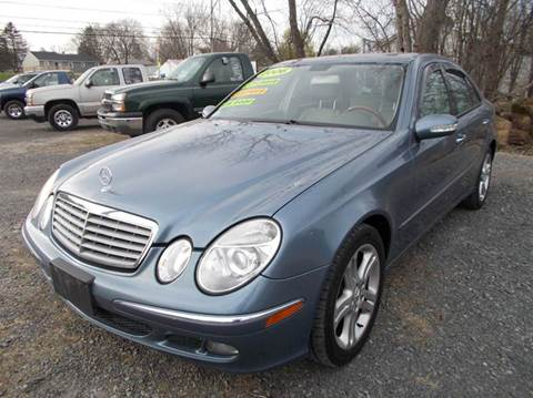 2006 Mercedes-Benz E-Class for sale in Hudson, NY