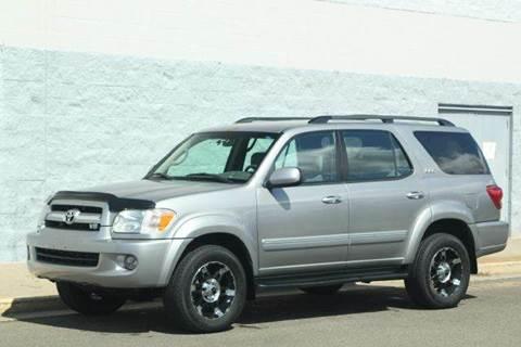 2005 Toyota Sequoia