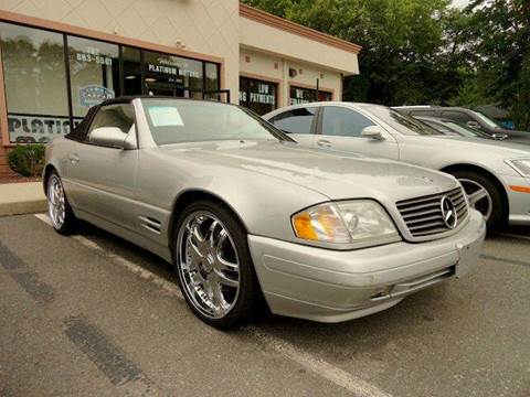 1999 Mercedes-Benz SL-Class for sale in Freehold, NJ