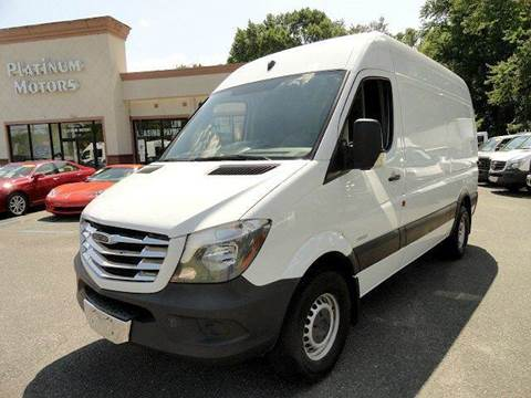 2014 Mercedes-Benz Sprinter Cargo for sale in Freehold, NJ
