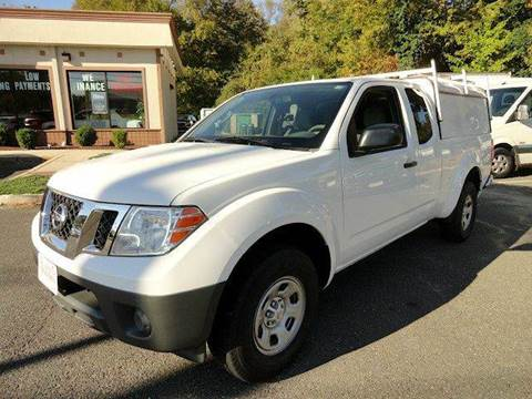 2012 Nissan Frontier for sale in Freehold, NJ