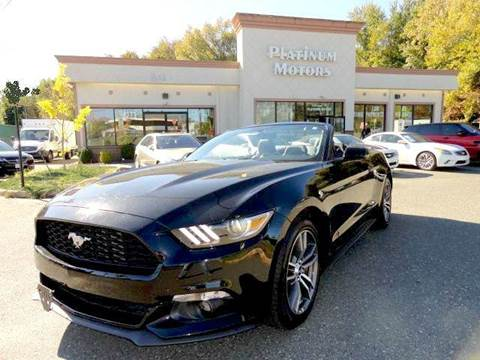 2017 Ford Mustang for sale in Freehold, NJ