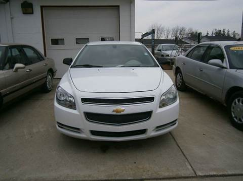 2009 Chevrolet Malibu for sale in Westby, WI