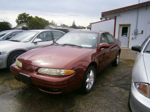 oldsmobile alero for sale in wisconsin. Black Bedroom Furniture Sets. Home Design Ideas