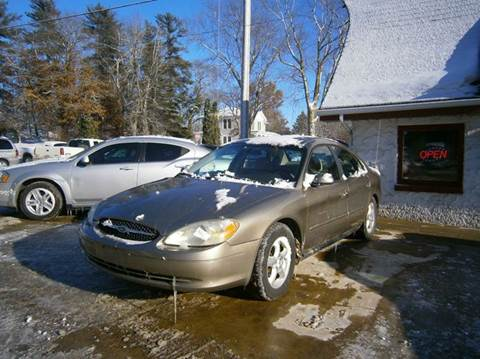 2002 Ford Taurus for sale in Westby, WI
