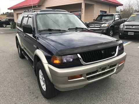 1999 Mitsubishi Montero Sport for sale in Maryville, TN