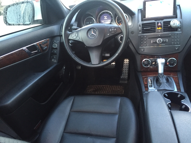 2009 MercedesBenz CClass C300 Luxury 4MATIC AWD 4dr Sedan In