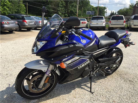 2013 Yamaha FZ6R for sale in Uniontown, OH