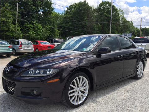 2006 Mazda MAZDASPEED6 for sale in Uniontown, OH