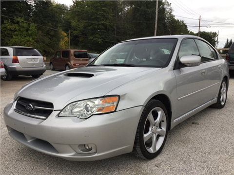 2006 Subaru Legacy for sale in Uniontown, OH