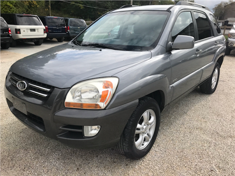 2005 Kia Sportage for sale in Uniontown, OH
