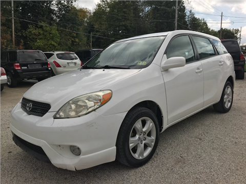 2005 Toyota Matrix for sale in Uniontown, OH
