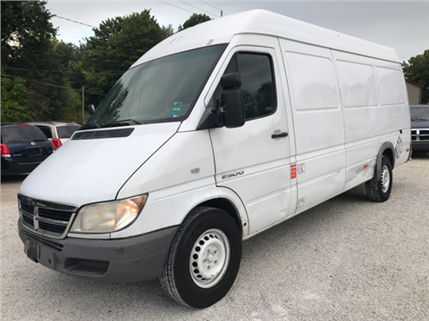 2005 Dodge Sprinter Cargo for sale in Uniontown, OH