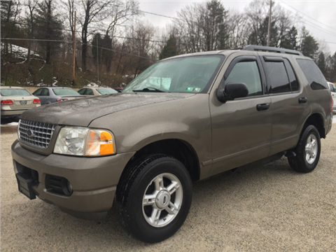 2005 Ford Explorer for sale in Uniontown, OH
