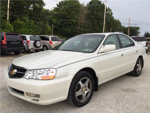 2003 Acura TL for sale in Uniontown, OH